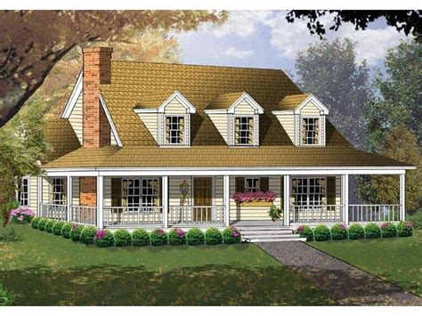Simple Country Homes | simple country house plans with photos