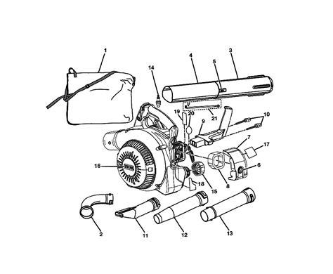 ryobi blower parts diagram buy ryobi ry08548 replacement tool parts ryobi ry08548