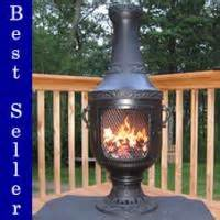 Can You Put A Chiminea On A Wooden Deck Chiminea Chimenea Quality Cast Aluminum Chimineas From