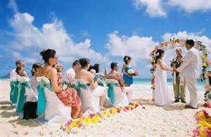 astuces pour organiser un mariage sur la plage i blog