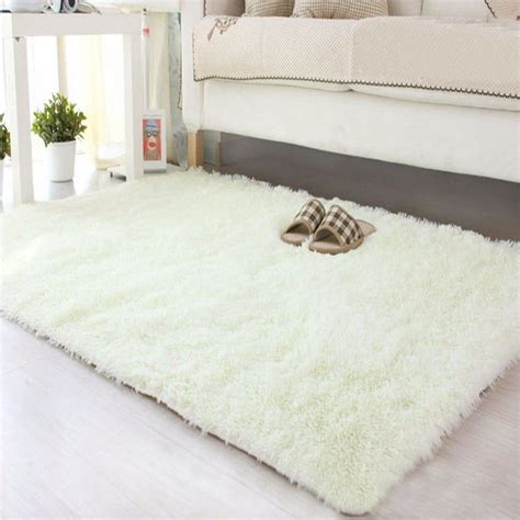 comfy fluffy rugs anti skid area rug dining room carpet