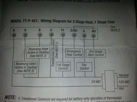 3 wire defrost thermostat wiring diagram 3 get free