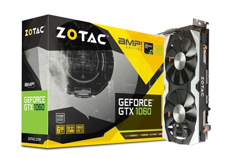 Vga Zotac Gtx 1060 Gtx1060 3gb Overclock Edition zotac geforce 174 gtx 1060 edition zotac