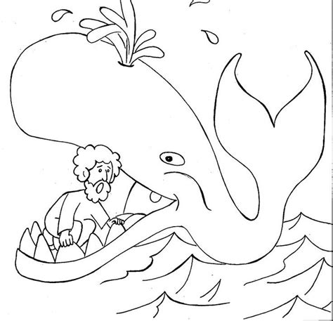 coloring page jonah jonah and the whale coloring pages the story gianfreda net