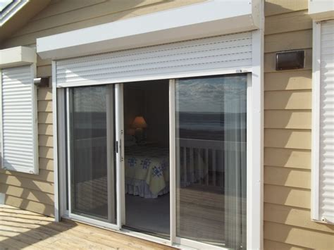 hurricane window covers hurricane door odl clear door glass