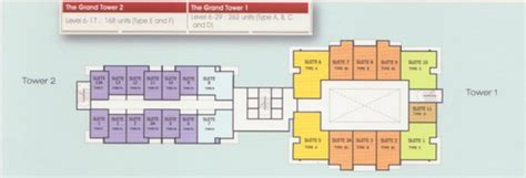 Home Floor Plan floor plan the grand sofo kelana jaya
