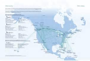 Westjet Route Map westjet encore world airline news