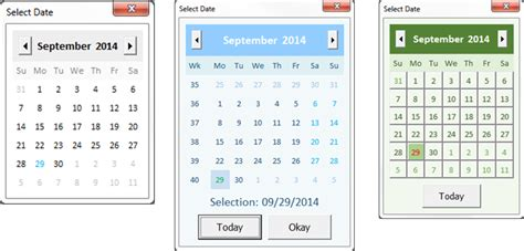 custom calendar excel 2010 fully customizable vba date picker chandoo org excel
