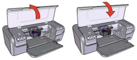 reset hp deskjet d2400 series hp deskjet d2300 and d2400 printer series blinking power