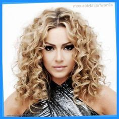 spiral perms medium colored hair middle age big curl perms large curl perm perms pinterest