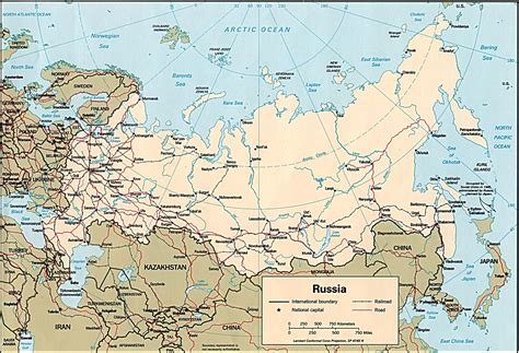 map of siberia russia with cities russia