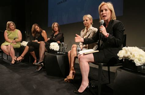 kirsten gillibrand nytimes gillibrand wants women involved in politics the new york