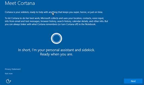 cortana tutorial windows 10 cara install ulang windows menggunakan windows 10 2