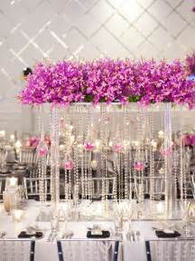 centerpieces for wedding tables extravagant wedding centerpieces for a lavish reception