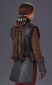 clone trooper haircuts padme pilot coruscant wars episode ii hair