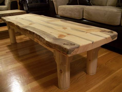 Coffee Table Square Pine Wood wood slab coffee table design images photos pictures