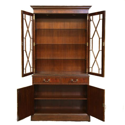 2 door cabinet with shelves two door mahogany china cabinet with glass shelves
