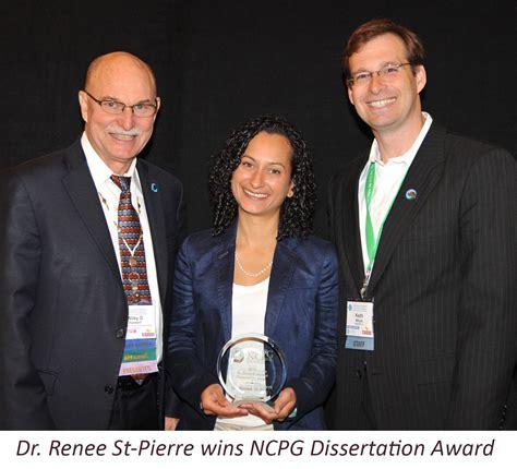 dissertation awards awards