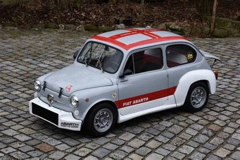 fiat 600 abarth for sale 1963 on car and classic uk
