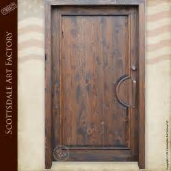 custom exterior door solid wood doors entry