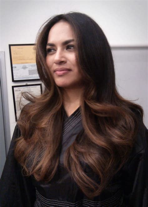ambry on black hair graduated ombre by guy tang yelp