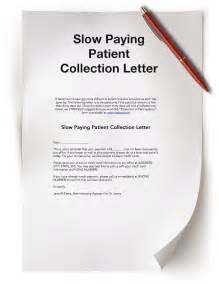 collection letter to patient best business template
