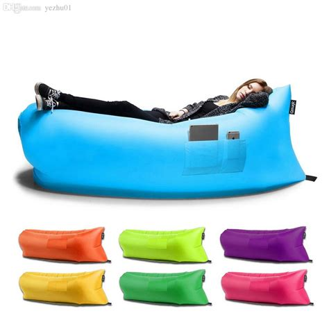 air sofa review inflatable lounger air sofa with pockets waterproof