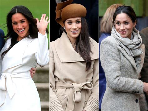 meghan markle spring coat trench coats on trend for spring how to find the right