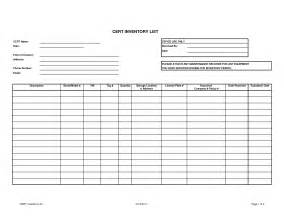 Office Equipment Inventory Template by Best Photos Of Equipment List Template Excel Equipment