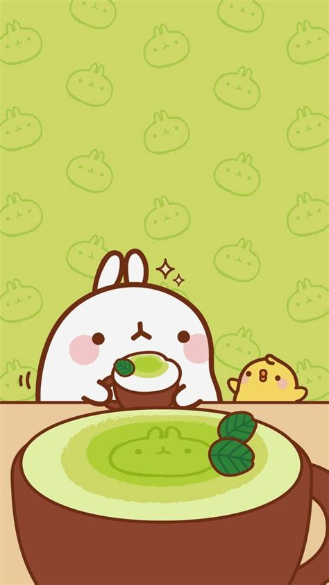 ley worldkawaii wallpapers  tu celular molang