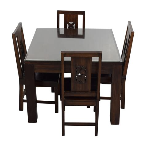 Balinese Dining Table Balinese Teak Dining Table Set Tables On Teak Dining Table Chairs Compare And Choose