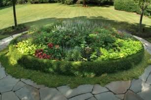 11 wonderful round flower garden ideas image inspirational