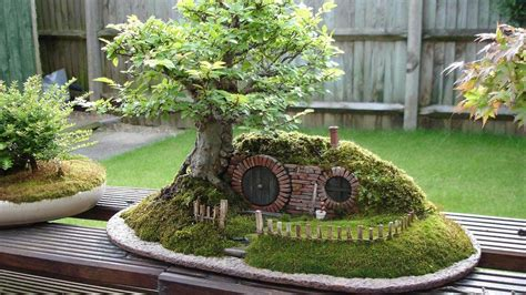 decorative mini garden in a pot ideas for home