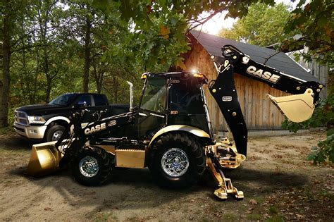 Special Edition Mainan Rc Truck Exavator Heavy Machine Xm 6811l 2014 ram 3500 laramie longhorn spawns unique backhoe