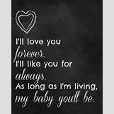 Love You Forever And Always | 720 x 900 jpeg 58kB