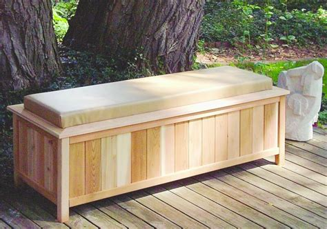 waterproof storage bench plans special ideas outdoor storage bench the home redesign