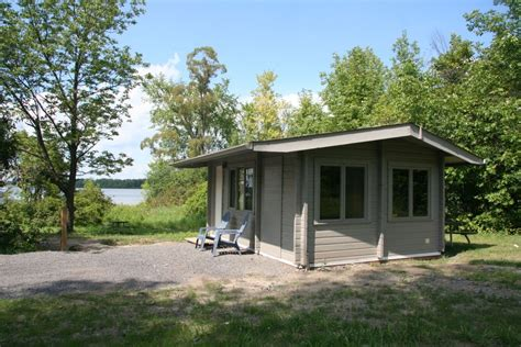 1000 Islands Cabins by 1000 Islands St Parks Commission