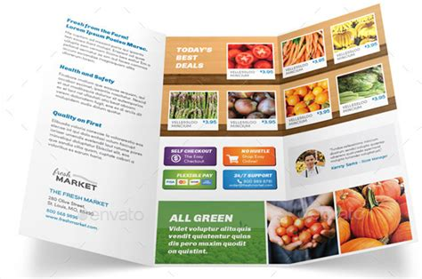 8 Wonderful Agriculture Brochure Templates For Designers Free Psd Ai Pdf Download Free Agriculture Flyer Templates