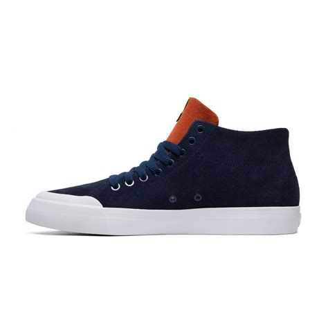 Dc Mens Evan Smith Hi Shoe mens evan smith hi zero shoe adys300423 nc5 dc shoes