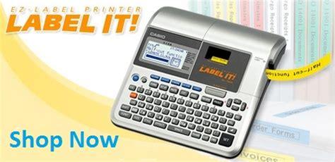 Pita Ez Label Printer Casio 24mm casio ez label printer refill buying guide