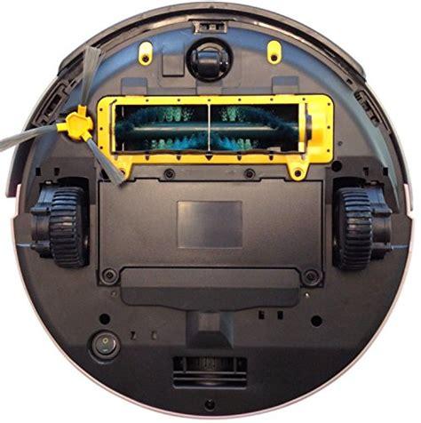 staubsauger roboter teppich ecovacs d63 deebot staubsauger roboter f 252 r hartb 246 den und