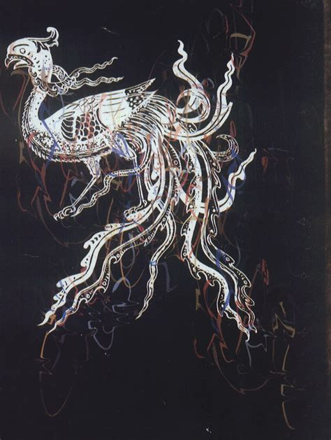 mitologia persiana simurg