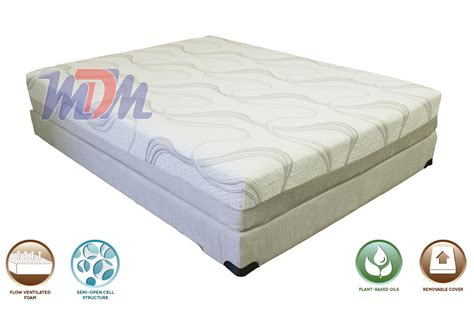 gel bed gel lux 10 affordable natural gel memory foam mattress