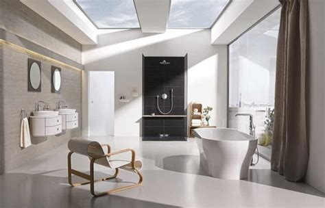 grohe bathroom fixtures essence bathroom fixtures adding beautiful simple lines to