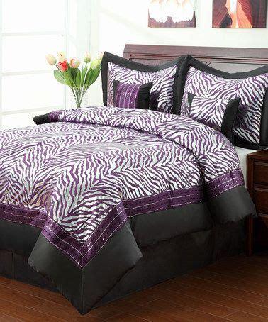 zebra comforter twin purple sassy zebra twin comforter set