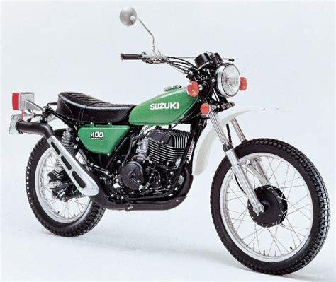 Ts Suzuki Suzuki Ts400l