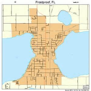 frostproof florida map 1224900