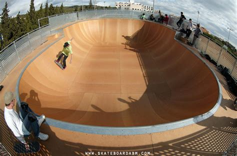 barandilla skate bowl de calvia ilovemyboard