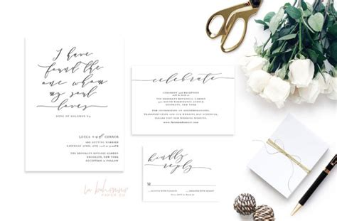 Bible Verse For Wedding Invitation