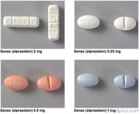 Does Detox Pills Work For Xanax by What Does Alprazolam Look Like Xanax Car Interior Design
